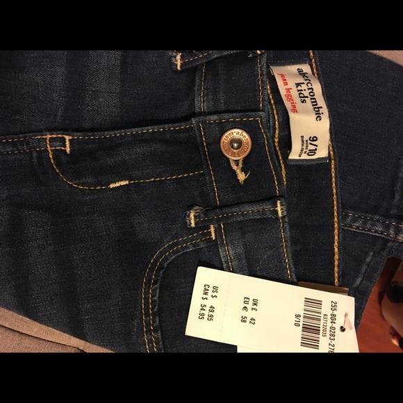 BNWT Abercrombie Jeans